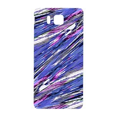 Abstract Collage Print Samsung Galaxy Alpha Hardshell Back Case by dflcprints