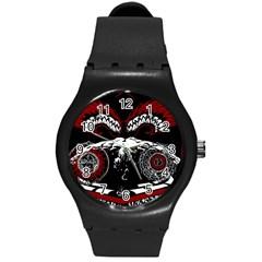 Fallen Angel Plastic Sport Watch (medium) by DryInk