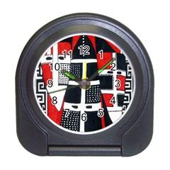 Selknam02 Desk Alarm Clock by DryInk