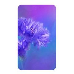 Purple Cornflower Floral  Memory Card Reader by yoursparklingshop