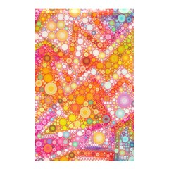 Sunshine Bubbles Shower Curtain 48  X 72  (small)  by KirstenStar
