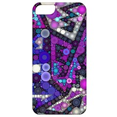 Hipster Bubbes Apple Iphone 5 Classic Hardshell Case by KirstenStar