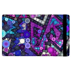 Hipster Bubbes Apple Ipad 2 Flip Case by KirstenStar