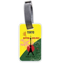 Tag2 By X   Luggage Tag (two Sides)   Yympjyjznhcx   Www Artscow Com Front