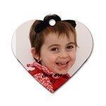 Tag - Dog Tag Heart (Two Sides)