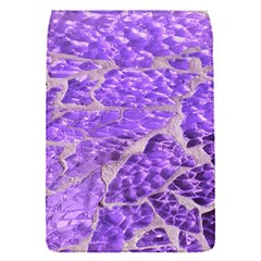 Festive Chic Purple Stone Glitter  Flap Covers (s)  by yoursparklingshop