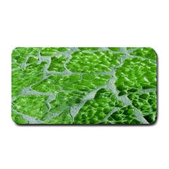 Festive Chic Green Glitter Shiny Glamour Sparkles Medium Bar Mats by yoursparklingshop