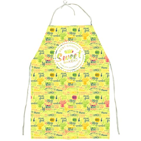 By Fashion   Full Print Apron   Mtzl902bcq3g   Www Artscow Com Front