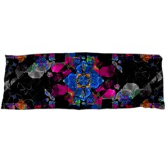 Stylized Geometric Floral Ornate Body Pillow Case Dakimakura (two Sides) by dflcprints