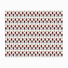 Geometric Retro Patterns Small Glasses Cloth (2 Side) by TastefulDesigns