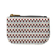 Geometric Retro Patterns Mini Coin Purses