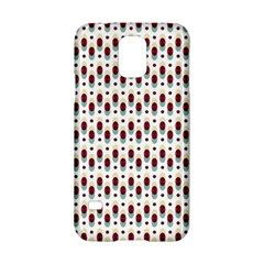 Geometric Retro Patterns Samsung Galaxy S5 Hardshell Case  by TastefulDesigns
