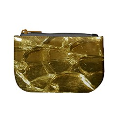 Gold Bar Golden Chic Festive Sparkling Gold  Mini Coin Purses by yoursparklingshop