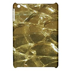 Gold Bar Golden Chic Festive Sparkling Gold  Apple Ipad Mini Hardshell Case by yoursparklingshop