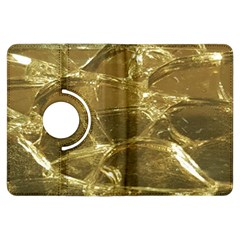 Gold Bar Golden Chic Festive Sparkling Gold  Kindle Fire Hdx Flip 360 Case by yoursparklingshop