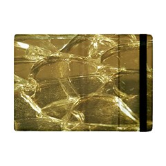 Gold Bar Golden Chic Festive Sparkling Gold  Ipad Mini 2 Flip Cases by yoursparklingshop