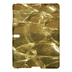 Gold Bar Golden Chic Festive Sparkling Gold  Samsung Galaxy Tab S (10 5 ) Hardshell Case  by yoursparklingshop