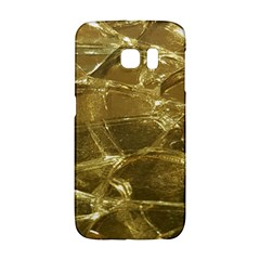 Gold Bar Golden Chic Festive Sparkling Gold  Galaxy S6 Edge by yoursparklingshop