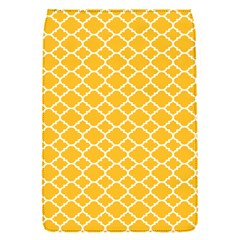 Sunny Yellow Quatrefoil Pattern Removable Flap Cover (s) by Zandiepants