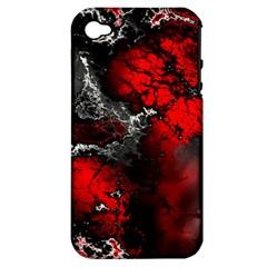 Amazing Fractal 25 Apple Iphone 4/4s Hardshell Case (pc+silicone) by Fractalworld