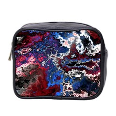 Amazing Fractal 28 Mini Toiletries Bag 2-Side by Fractalworld