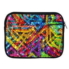 Color Play In Bubbles Apple Ipad 2/3/4 Zipper Cases by KirstenStar