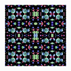 Multicolored Galaxy Pattern Medium Glasses Cloth by dflcprints