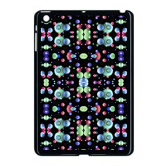 Multicolored Galaxy Pattern Apple Ipad Mini Case (black) by dflcprints