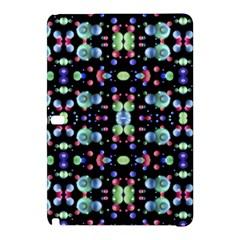 Multicolored Galaxy Pattern Samsung Galaxy Tab Pro 10 1 Hardshell Case by dflcprints
