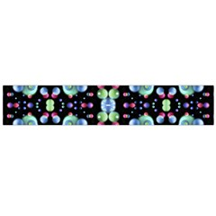Multicolored Galaxy Pattern Flano Scarf (large)  by dflcprints