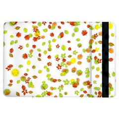 Colorful Fall Leaves Background Ipad Air Flip by TastefulDesigns