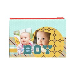 Baby By Baby   Cosmetic Bag (large)   15mtuyz2wo5s   Www Artscow Com Back