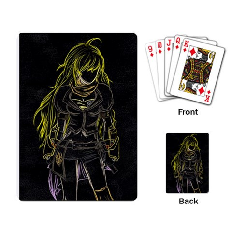 By Shamee Mahmud   Playing Cards Single Design   Zl4k7kvsbek1   Www Artscow Com Back