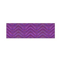 Grunge Chevron Style Satin Scarf (oblong) by dflcprints