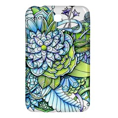 Peaceful Flower Garden 1 Samsung Galaxy Tab 3 (7 ) P3200 Hardshell Case  by Zandiepants