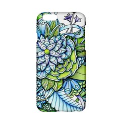 Peaceful Flower Garden 1 Apple Iphone 6/6s Hardshell Case by Zandiepants