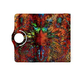Boho Bohemian Hippie Floral Abstract Kindle Fire Hdx 8 9  Flip 360 Case by CrypticFragmentsDesign