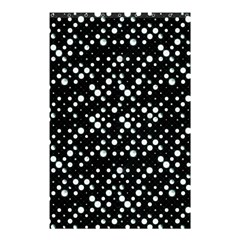 Galaxy Dots Shower Curtain 48  X 72  (small)  by dflcprints