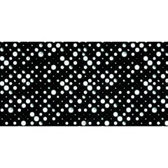 Galaxy Dots You Are Invited 3d Greeting Card (8x4)