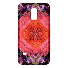 Boho Bohemian Hippie Retro Tie Dye Summer Flower Garden design Galaxy S5 Mini