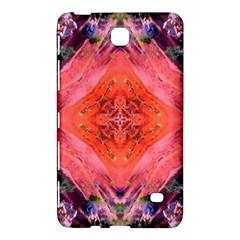 Boho Bohemian Hippie Retro Tie Dye Summer Flower Garden Design Samsung Galaxy Tab 4 (8 ) Hardshell Case  by CrypticFragmentsDesign