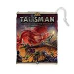Talisman 1 - Drawstring Pouch (Large)