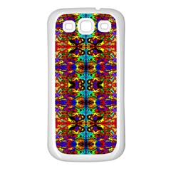 Psycho One Samsung Galaxy S3 Back Case (white) by MRTACPANS