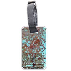 Urban Graffiti Grunge Look Luggage Tags (two Sides) by CrypticFragmentsDesign