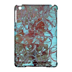 Urban Graffiti Grunge Look Apple Ipad Mini Hardshell Case (compatible With Smart Cover) by CrypticFragmentsDesign