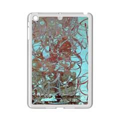 Urban Graffiti Grunge Look Ipad Mini 2 Enamel Coated Cases by CrypticFragmentsDesign