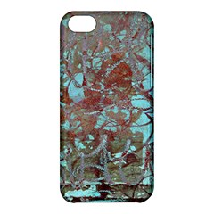 Urban Graffiti Grunge Look Apple Iphone 5c Hardshell Case by CrypticFragmentsDesign