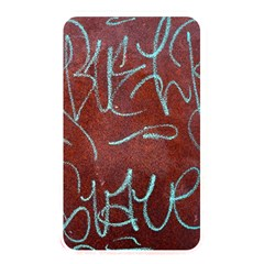Urban Graffiti Rust Grunge Texture Background Memory Card Reader by CrypticFragmentsDesign