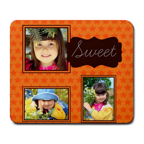 Kids By Kids   Collage Mousepad   E7cnn2d2bdzy   Www Artscow Com 9.25 x7.75 Mousepad - 1