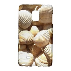 Tropical Exotic Sea Shells Galaxy Note Edge by yoursparklingshop